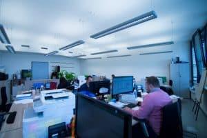 BICM kancelária - Rontgenova Bratislava